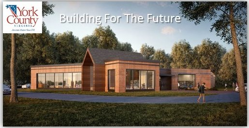 Yorktown Library - Building For The Future