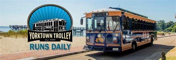 Yorktown Trolley returns Friday, March 26
