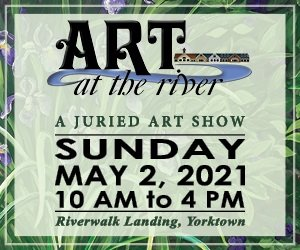 Yorktown Juried Art Show Call for Artists - Applications due March 15