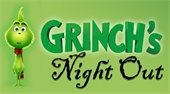 Picture of the grinch.