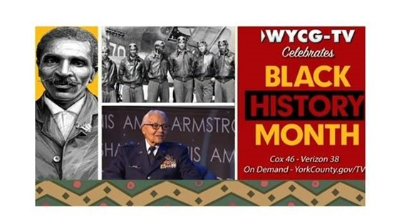 WYCG-TV Celebrates Black History Month