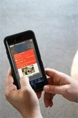 Download the SPOT ETA Mobile App
