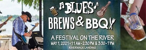 Tickets on Sale Now for Yorktown Blues, Brews & BBQ on Saturday, May 1