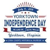 Yorktown Independence Day 8K and 5K Run/Walk