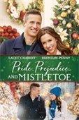 Cover for the movie pride, prejudice and mistletoe