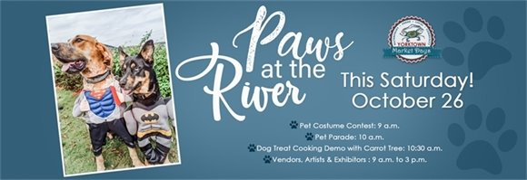 Saturday Promises to be a Doggone Good Time in Yorktown!