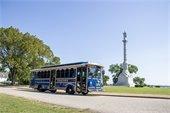 Yorktown's FREE Trolley Returns March 26