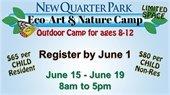 Eco-Art & Nature Camp