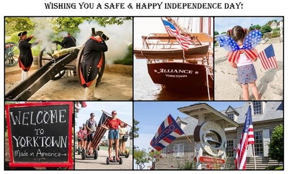 Wishing You A Safe & Happy Independence Day!