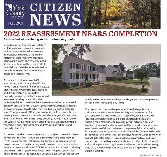 Summer 2021 Citizen News