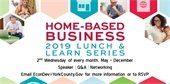 York County Hosting June 12 Home-Based Business Lunch & Learn eEvent