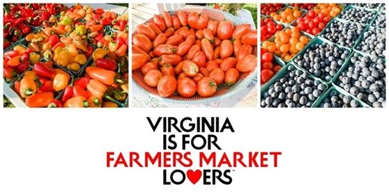 Virginia is for Farmers Market Lovers