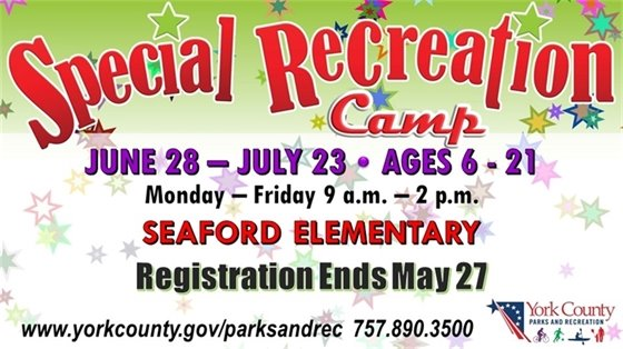 Special Recreation Camp
