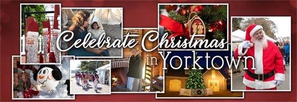 Celebrate Christmas in Yorktown!