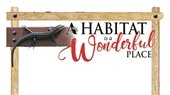 A Habitat is a Wonderful Place