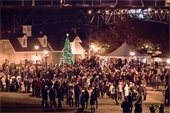 Yorktown Kicks Off the Christmas Season  with an Exciting Weekend of Festivities