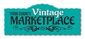 Back by Popular Demand…York County's Vintage Marketplace