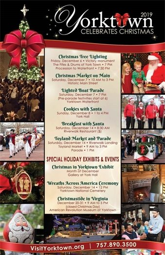 Yorktown Celebrates Christmas with Exciting Festivities!