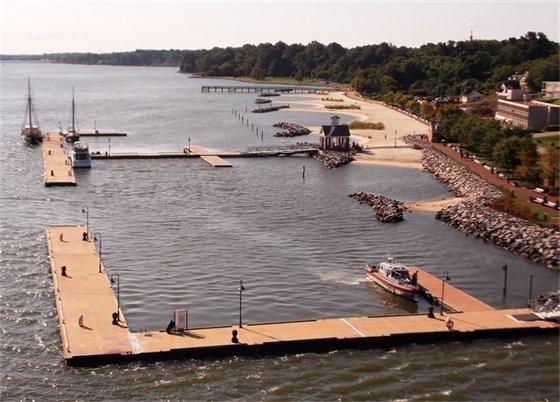 Riverwalk Landing Piers Now Open to Boaters