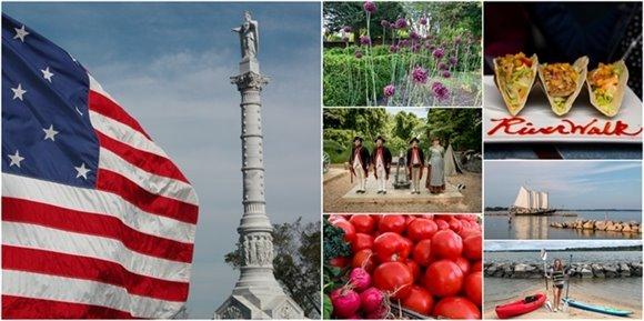 Memorial Day Weekend Kicks Off a New Season in Yorktown!