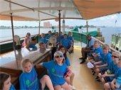 Field Trip Fever with Leaders in Training volunteers