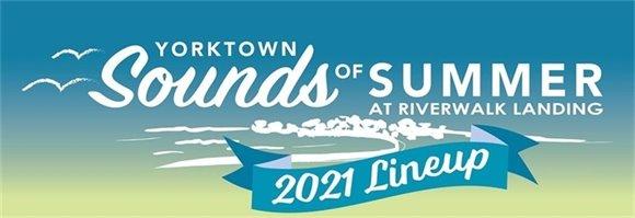 Yorktown Sounds of Summer Concert Series Returns Thursday, June 3