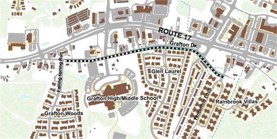 Grafton Sidewalk Project