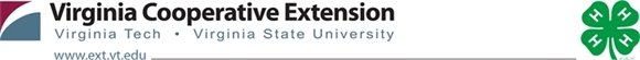 Virginia Cooperative Extension logo