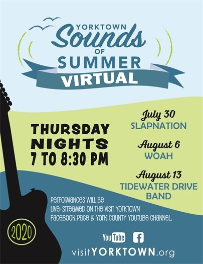 Sounds of Summer Virtual Edition