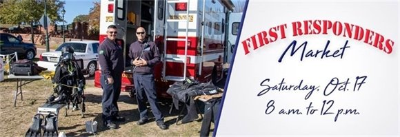 Join Us in Saluting Our First Responders!