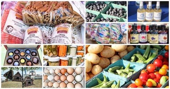 Is Yorktown America's Favorite Farmers Market?