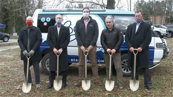 Groundbreaking Event - Beale's