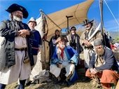 Shiver me Timbers!  Pirates Prepare to Invade Yorktown Market Days