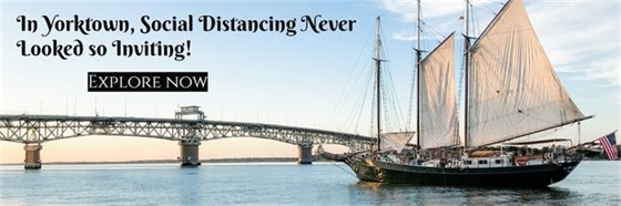 In Yorktown, Social Distancing Never Looked so Inviting