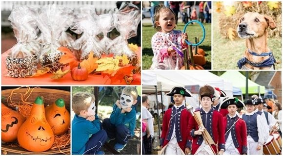 Join us this Saturday for Yorktown's Fall Festival