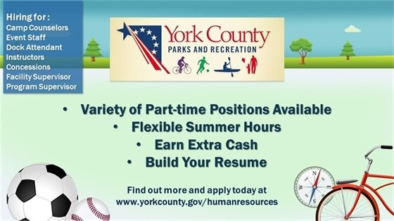 Come Work For Us!