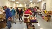 "Senior Center of York Hosts Annual ""White Elephant, Bake & Craft Sale"" Saturday, March 30"