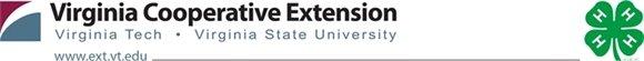 Virginia Cooperative Extension - Virginia Tech - Virginia State University - www.ext.vt.edu