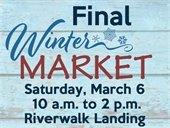 Final Winter Market