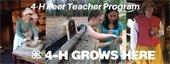 4-H Peer Teacher program
