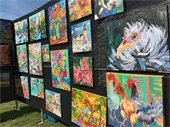 Stock up on One-of-a-Kind Pieces from Regional Artists during Yorktown's Annual Art Stroll