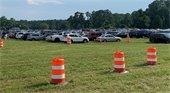 July 4th Battlefield Parking