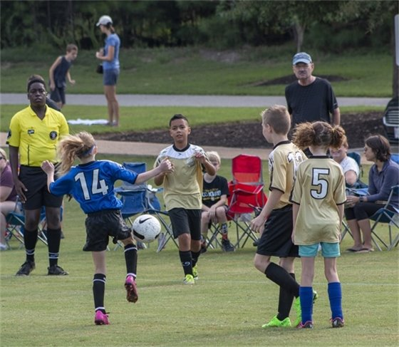 York County Parks and Rec Soccer