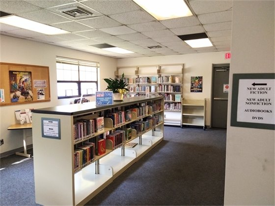 Library Browsing Room Open at Grafton Annex Beginning Monday