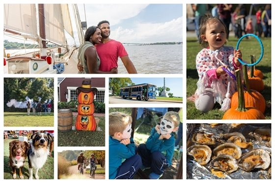 Fall in Love with all the Autumn Fun in Yorktown!