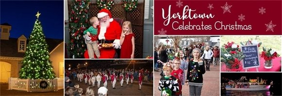 It's the Most Wonderful Time of the Year...to Visit Yorktown!