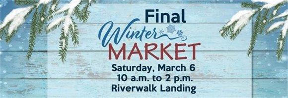Don't Miss Yorktown's Final Winter Market!