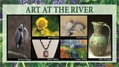 A Grand Display of Local Talent to Line the Riverwalk for Yorktown's Sixth Annual Art at the River Juried Art Show!
