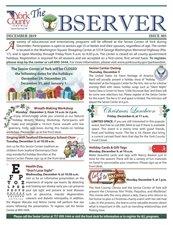 The Observer Newsletter