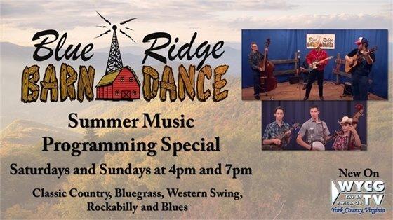 Blue Ridge Barn Dance